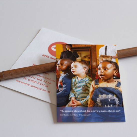 Arts Connect Business Card