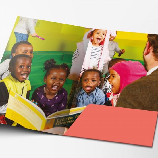 Arts Connect Folder