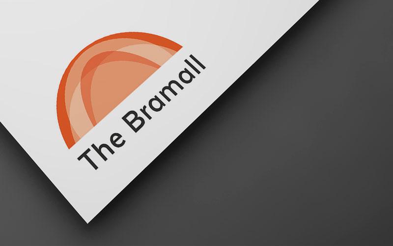 The Bramall brand identity