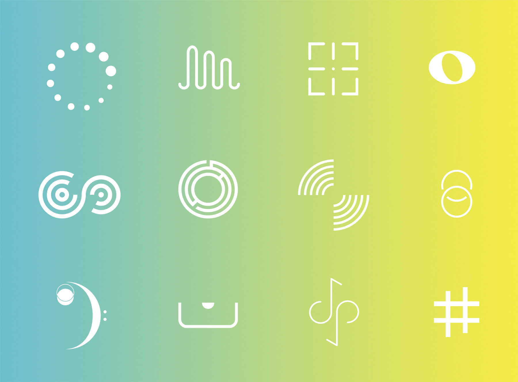 Creative Composing Lab Icons