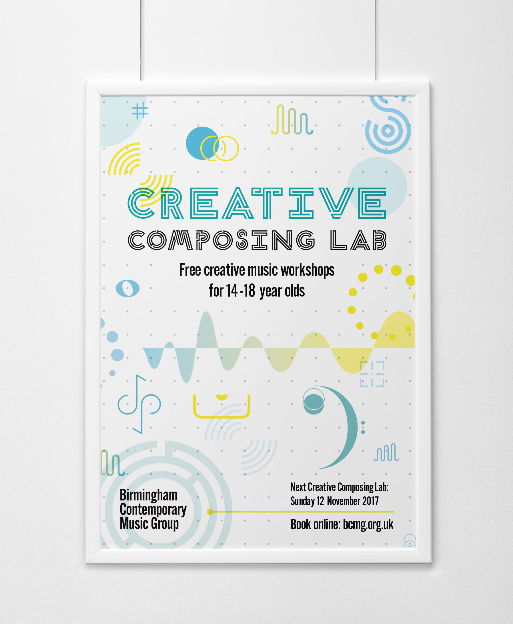 Creative Composing Lab Poster