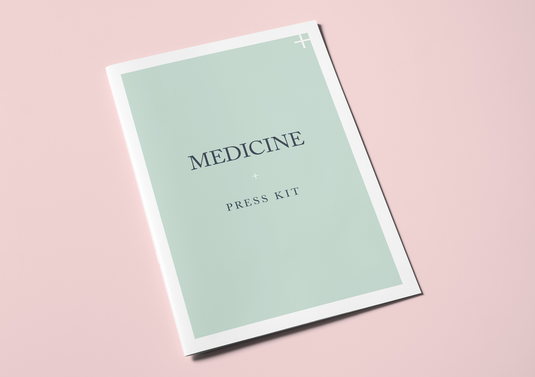 Medicine Press Kit
