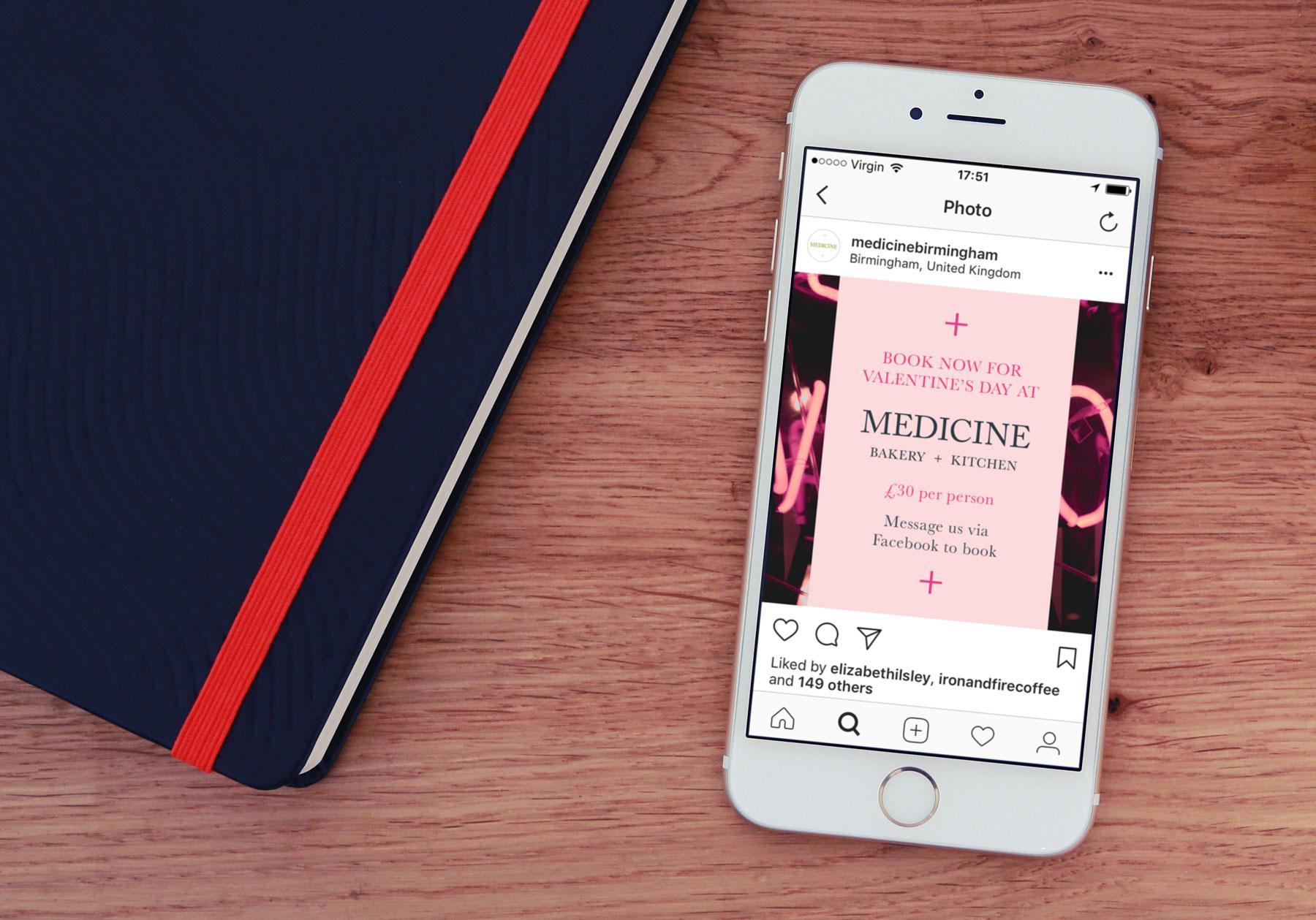 Medicine social media