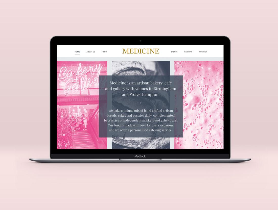 Medicine website
