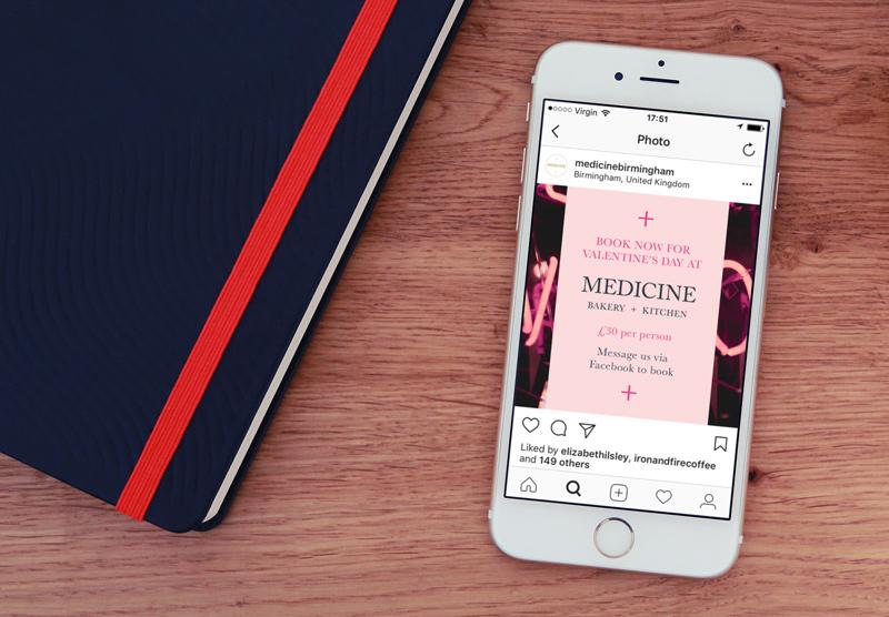 Medicine social media graphics