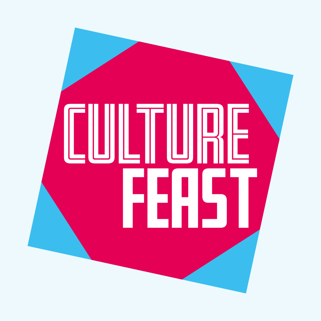 Culture Feast brand identity