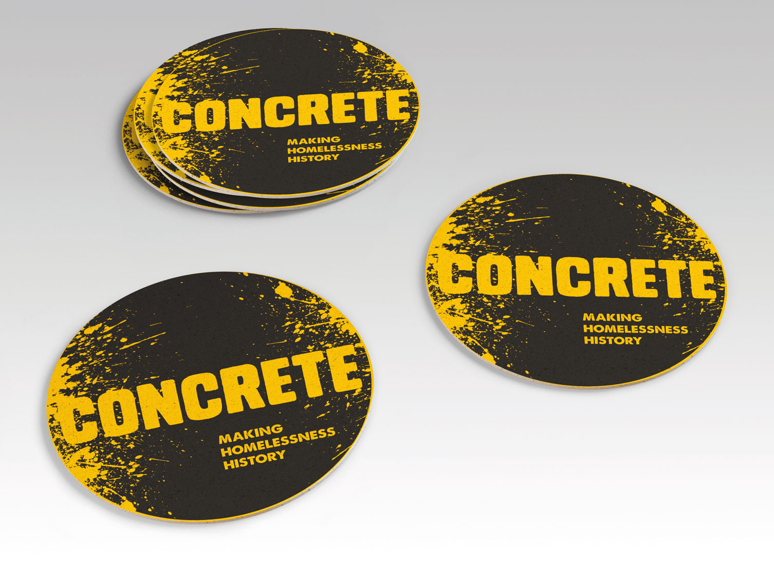 Concrete homelessness charity