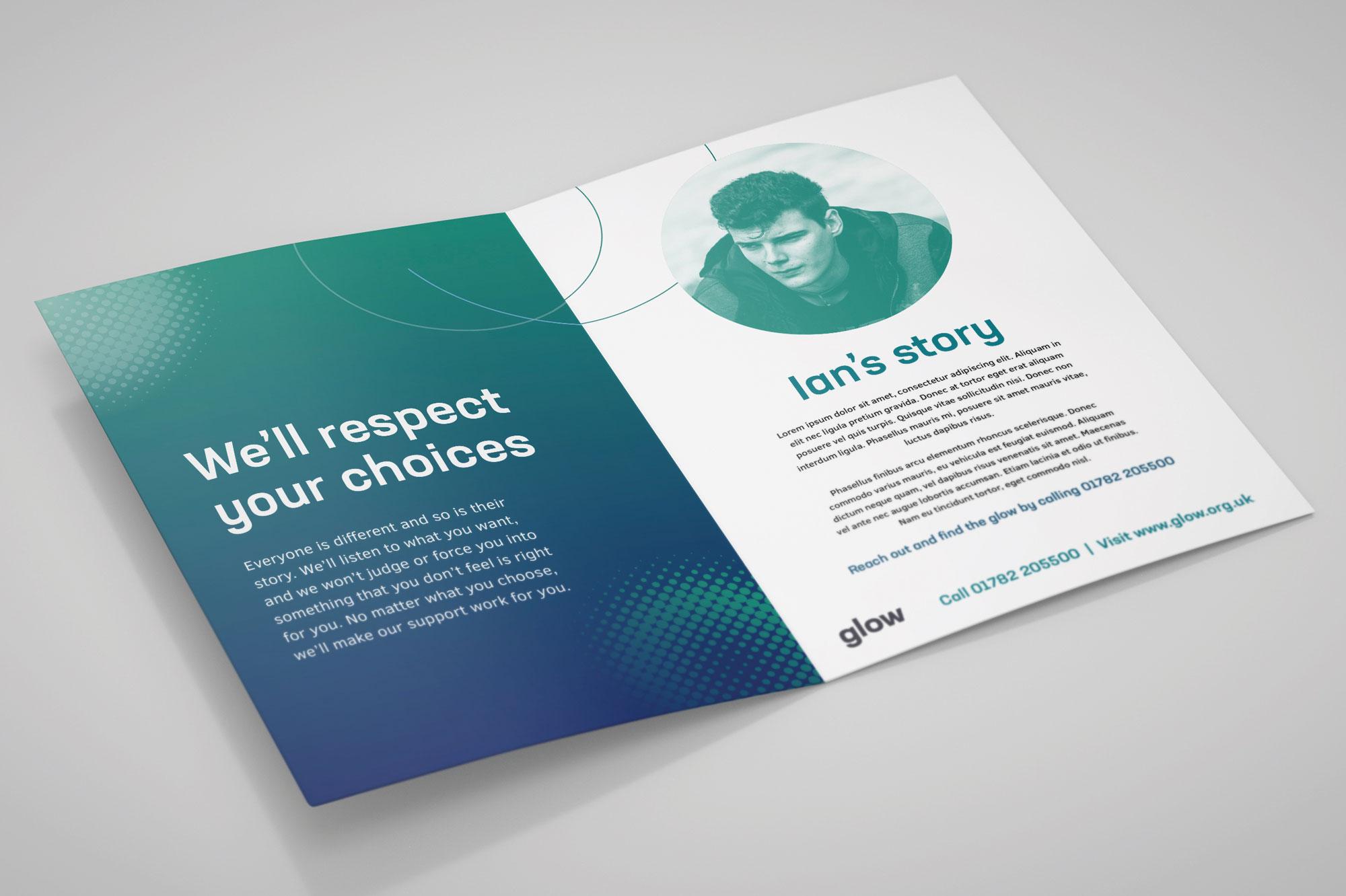 Glow brochure