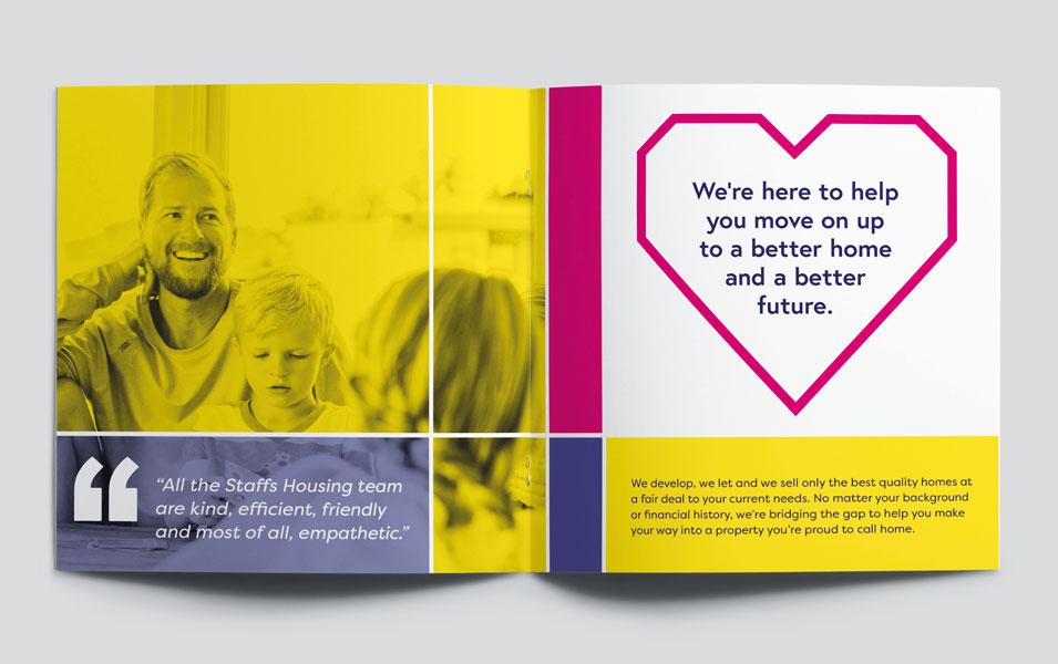 Staffs Housing brochure