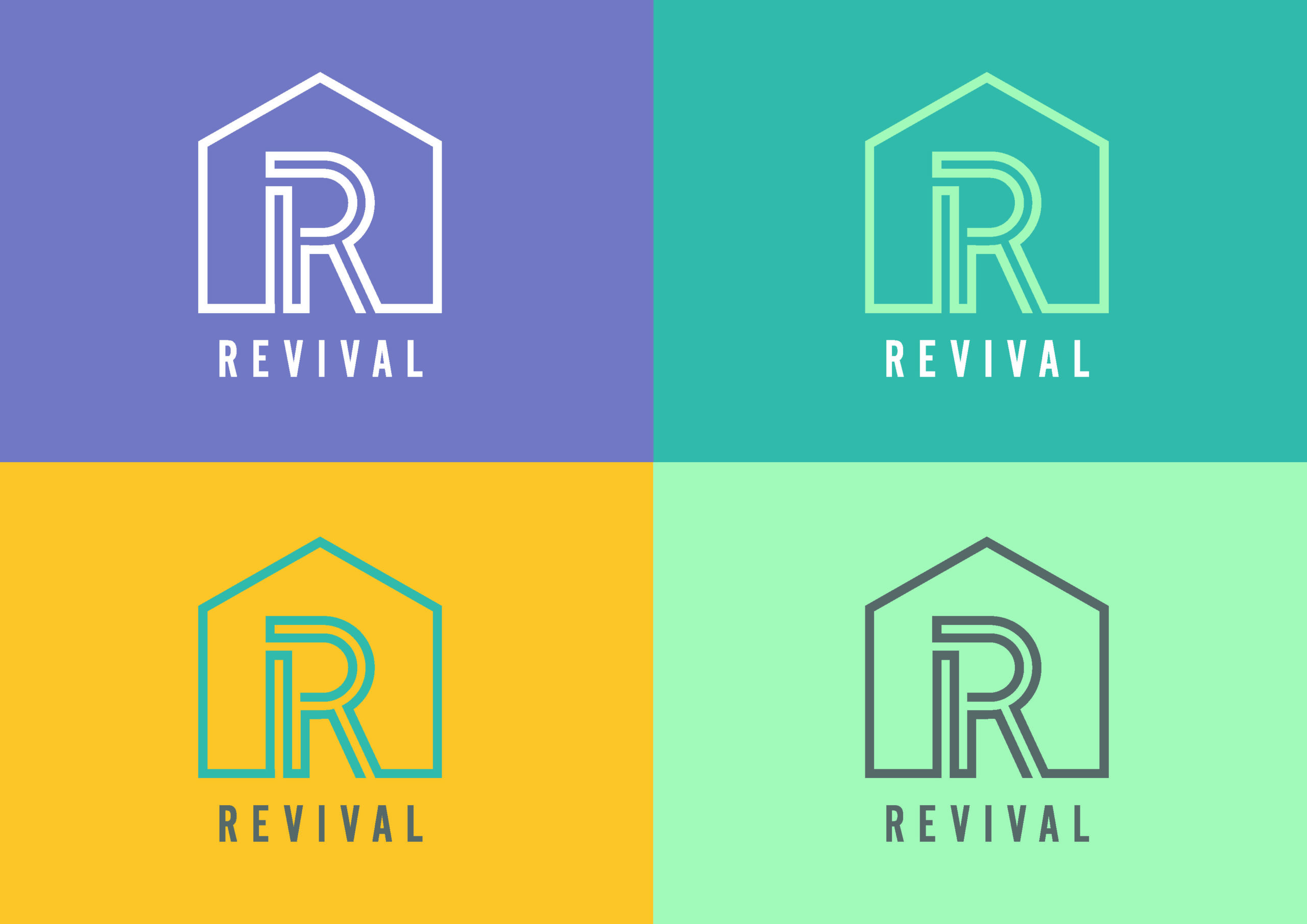 Revival palette