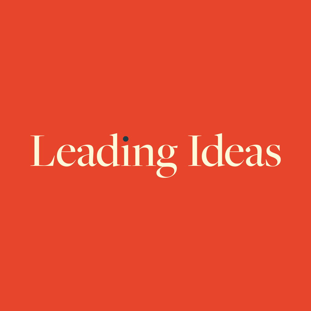 Leading Ideas logo
